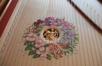 Wordsworth harpsichord